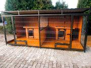 Вольеры,  клетки для собак и животных